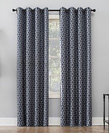 Verve Mosaic Print Blackout Curtain Collection