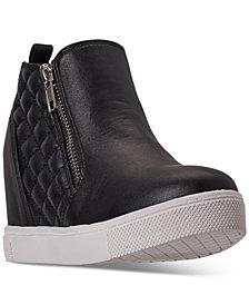 Steve Madden Little Girls JWINNER High Top Casual Sneakers from Finish Line