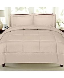 Down Alternative 7-Pc. Twin Comforter Set