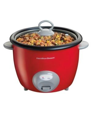 Hamilton Beach 20 Cup Capacity Rice Cooker