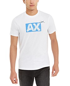Men's Slim-Fit Sky Graphic T-Shirt
