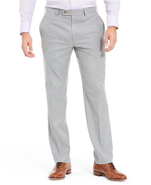 Lauren Ralph Lauren Men's Classic-Fit UltraFlex Stretch Microtwill Dress Pants