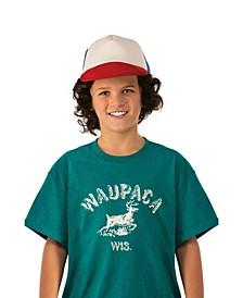 Toddler Boys Stranger Things Dustin's Waupaca Shirt Child Costume