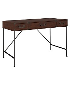 Kathy Ireland Home by Bush Furniture Ironworks Writing Desk