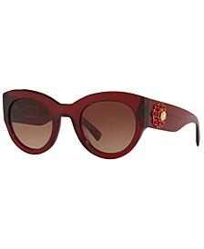 Women's Sunglasses, VE4353BM 51