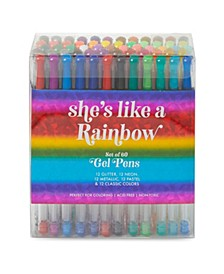 Set of 60 Gel Pens