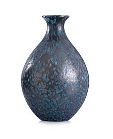 Modbury Blue Elegant Artglass Vase