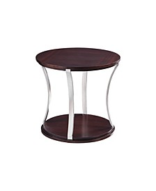 Frolic Round End Table