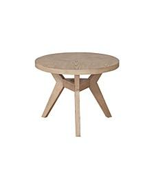 Abutilon Round End Table