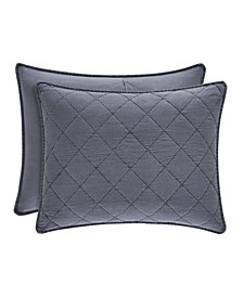 Oakland Standard Quilted Sham