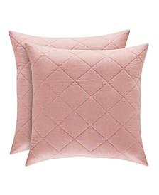 "Oakland 18"" Square Decorative Throw Pillow"