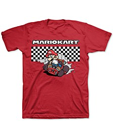 Big Boys Mario Kart T-Shirt