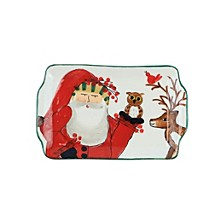 Old St. Nick 2019 Limited Edition Rectangular Plate