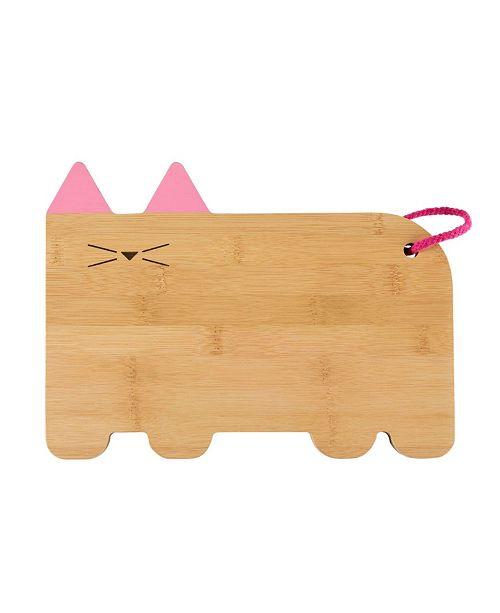 TrueZoo Cat Cheese board
