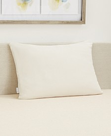 Adjustable King Pillow with Antimicrobial Copper-Woven Cover