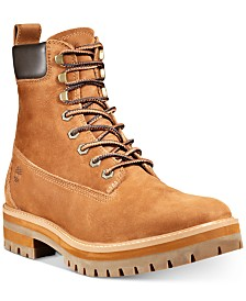 Timberland Men's Courma Guy Rust Nubuck Boots