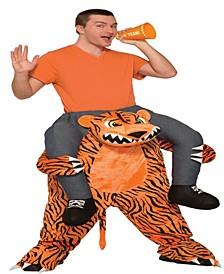 Buy Seasons Men's Ride a Tiger Costume