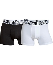 Cristiano Ronaldo Men's Trunk, 2 Pack