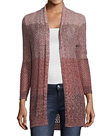 Ombre Cardigan