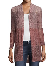 John Paul Richard Ombre Cardigan