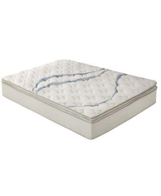 Hybrid Pillowtop Cooling Innerspring Mattress, King