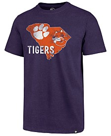 '47 Brand Men's Clemson Tigers Regional Landmark T-Shirt