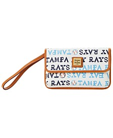 Dooney & Bourke Tampa Bay Rays Milly Wristlet