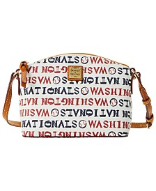 Dooney & Bourke Washington Nationals Suki Crossbody Purse
