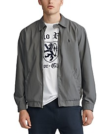 Polo Ralph Lauren Men's Water-Repellent Windbreaker