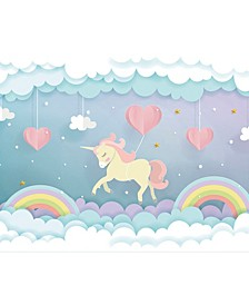 Unicorn Dream Wall Mural