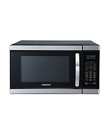 Classic 1100-Watt Microwave Oven with Smart Sensor and Inverter Technology