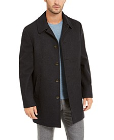 Men's Classic-Fit Ledric Overcoat