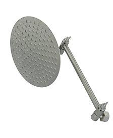 Kingston Brass Victorian Shower Head With Adjustable Shower Arm