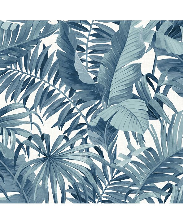 """NuWallpaper 20.5"""" x 2592"""" Maui Peel Stick Wallpaper"""