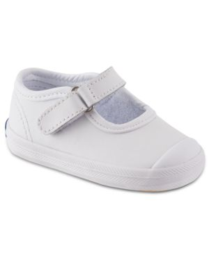 Keds Kids Shoes, Baby Girls or Toddler Girls Champion Toe-Cap Mary Janes