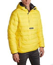 Men's Lightweight Popover Puffer Jacket