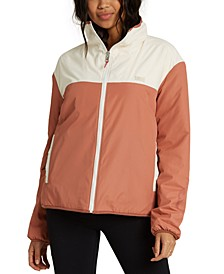 Juniors' Atlas Reversible Jacket