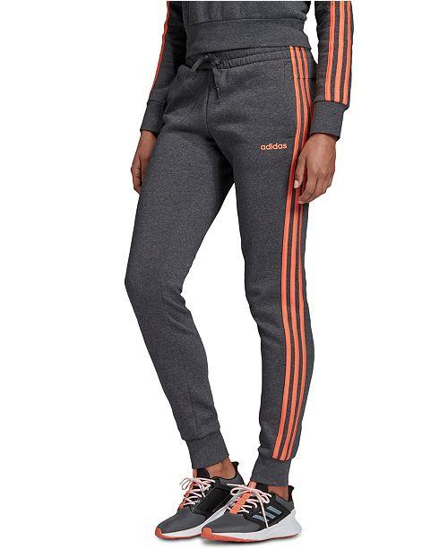 adidas fleece macy's