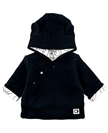 Baby Boy and Girl Quilted Jacket