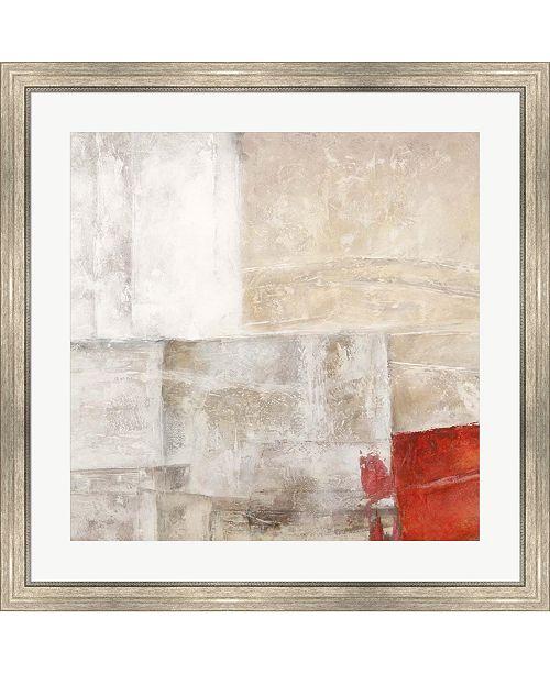 "Metaverse Incontro I by Ruggero Falcone Framed Art, 32"" x 32"""