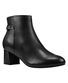 Masie Dress Booties