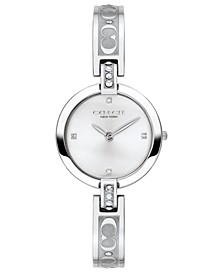 Women's Chrystie Stainless Steel Bangle Bracelet Watch 26mm
