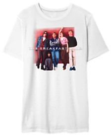 The Breakfast Club Men's Locker Silhouette Graphic Tshirt