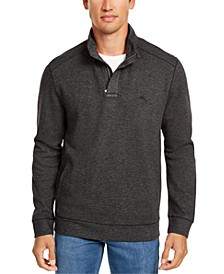 Men's Playa Pina Port Classic-Fit 1/2-Zip Sweatshirt, Created For Macy's