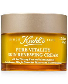 Pure Vitality Skin Renewing Cream, 1.7-oz.