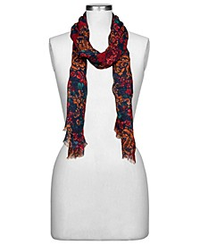 Fall Tapestry Scarf