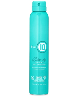 It's a 10 Blow Dry Miracle Hair Refresher, 6-oz, from Purebeauty Salon & Spa