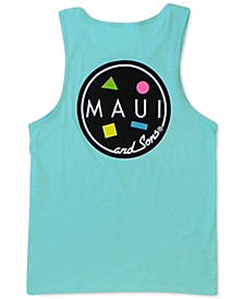 Men's Cookie Logo Graphic Tank