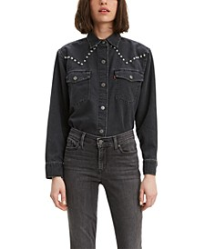 Women's Daniela Western Denim Shirt