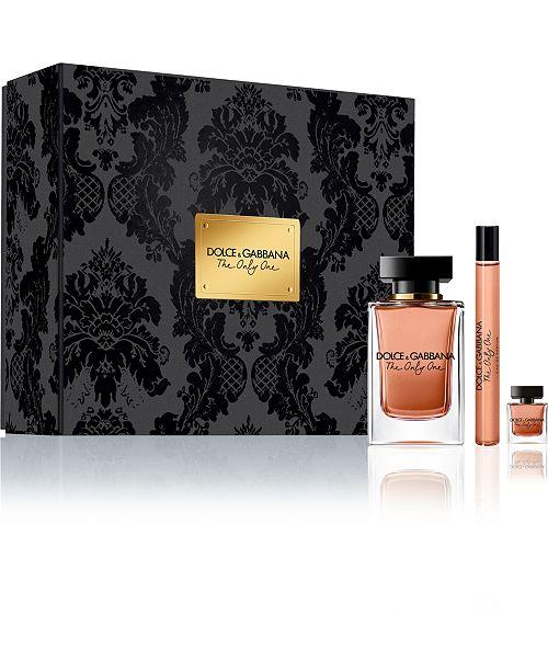 Dolce & Gabbana DOLCE&GABBANA 3-Pc. The Only One Eau de Parfum Gift Set